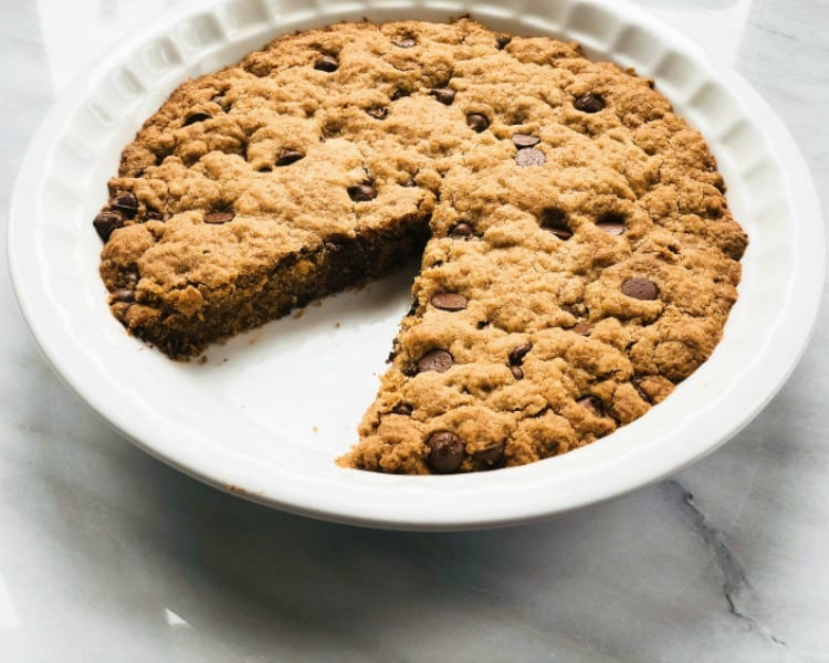 Quick and Easy Cookie Pie Recipe