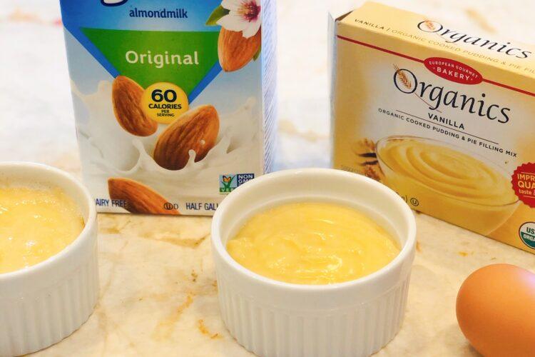 Dairy-Free Vanilla Pudding