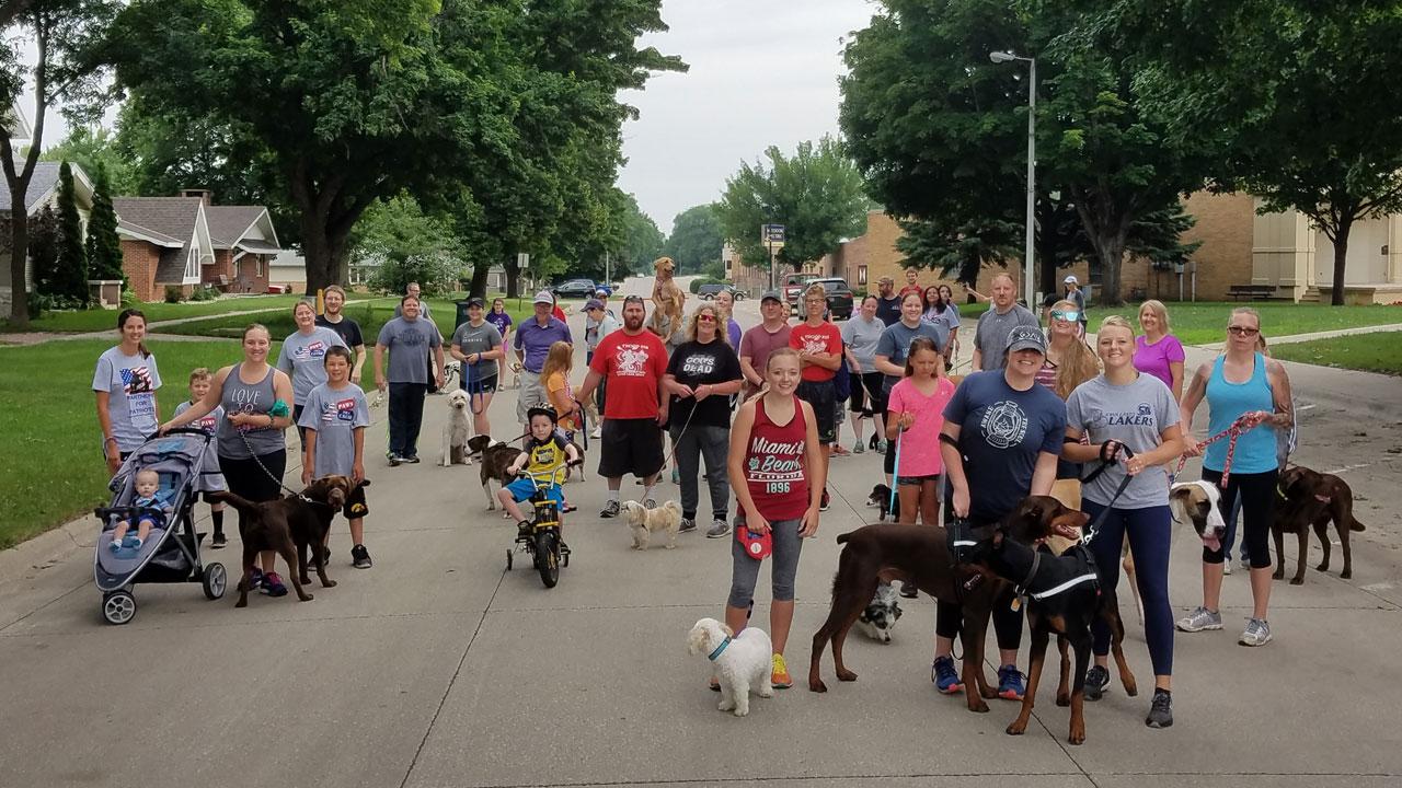 paws for a cause fun run and doggie dash