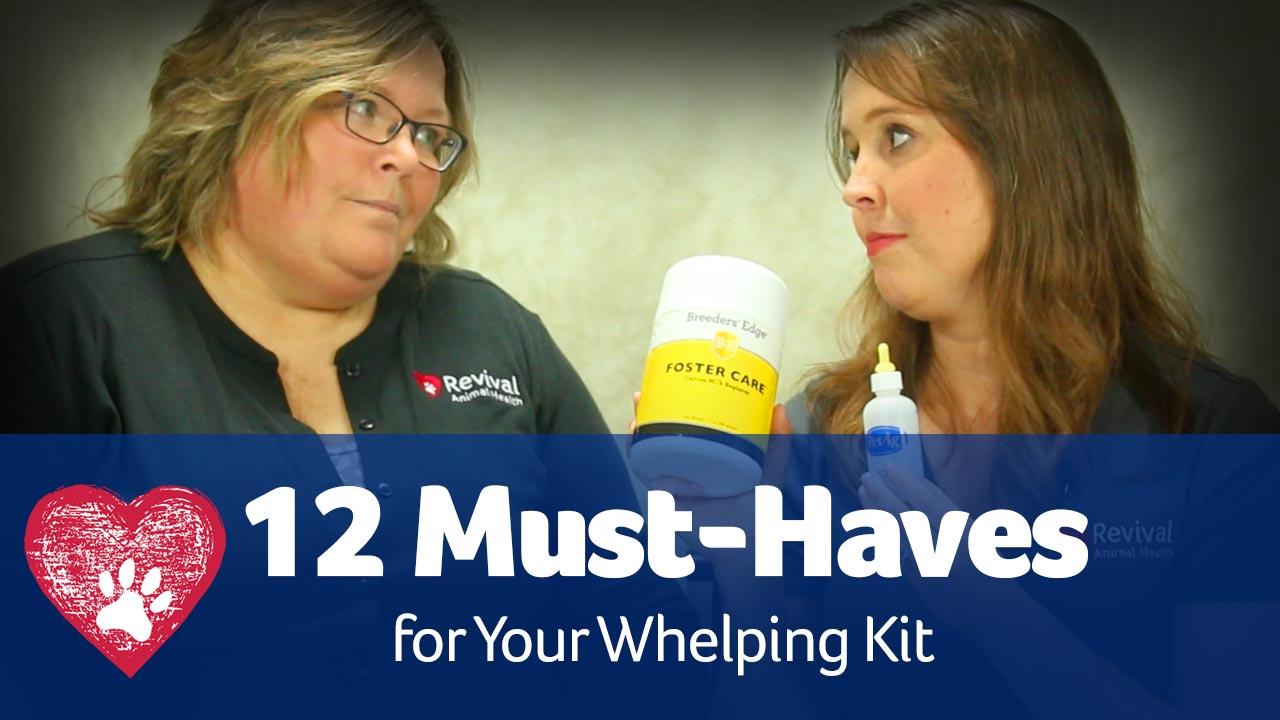 Whelping Kit