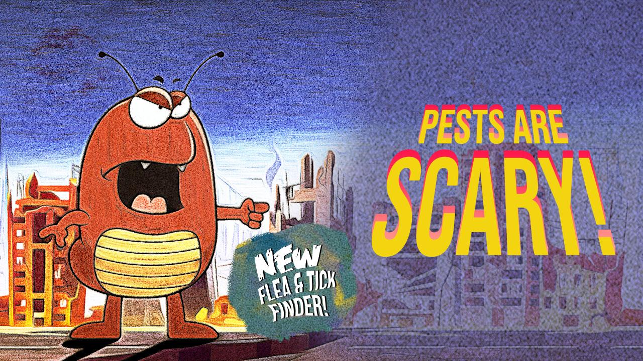 flea tick finder