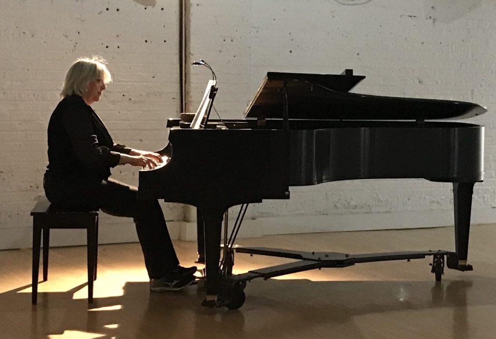 Nyela Basney, pianist, recitalist