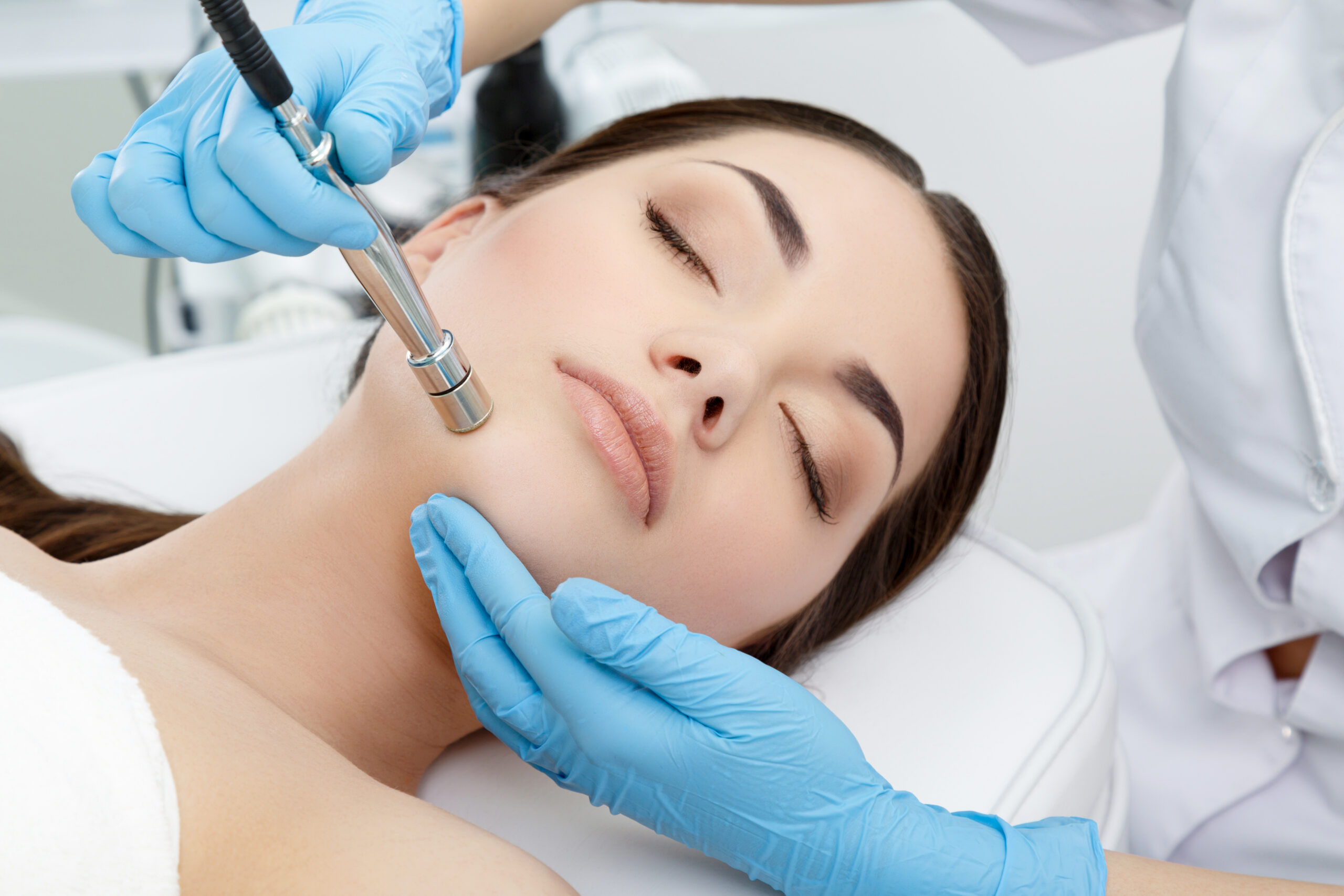 Microdermabrasion Treatments in Victoria