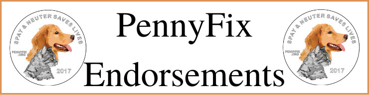 PennyFix Endorsements