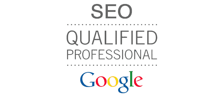 SEO Qualified Professional Google