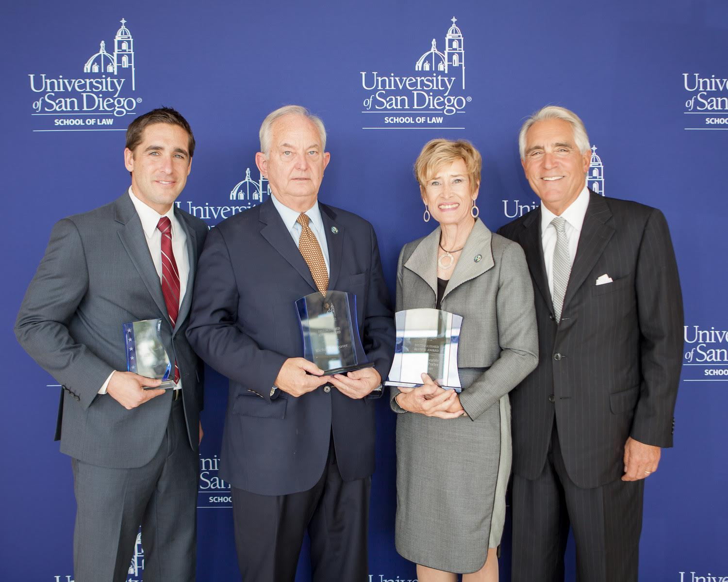 Fox Law Awards and Contributions