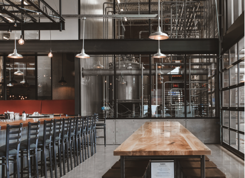 Yards Brewery and taproom