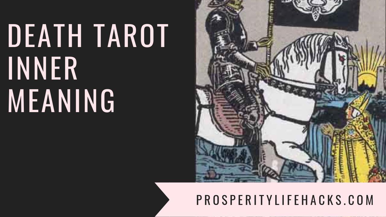 Death Tarot | Gerardo Morillo | Prosperitylifehacks.com