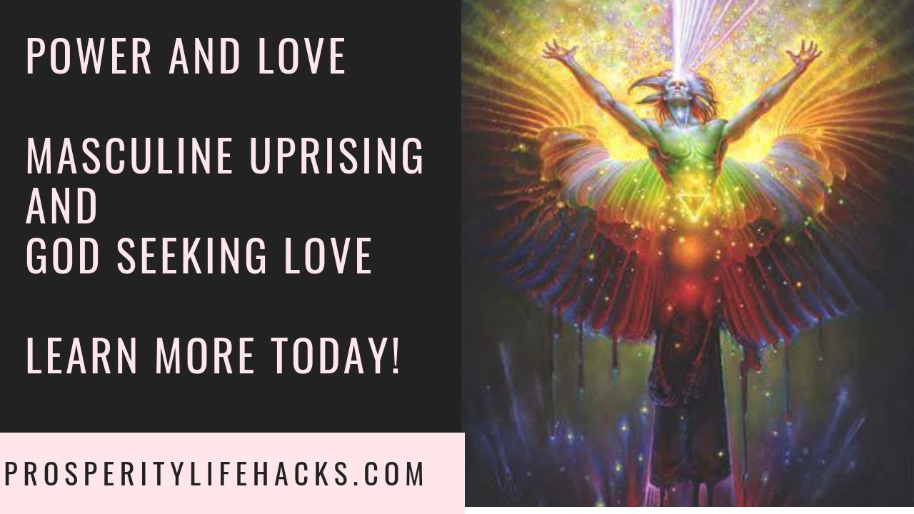 Power and Love | Gerardo Morillo | Prosperitylifehacks.com