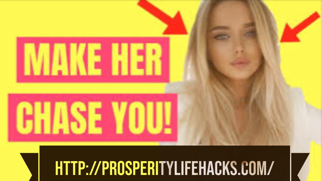 How To Make Her Qualify To You (and chase you) Gerardo Morillo