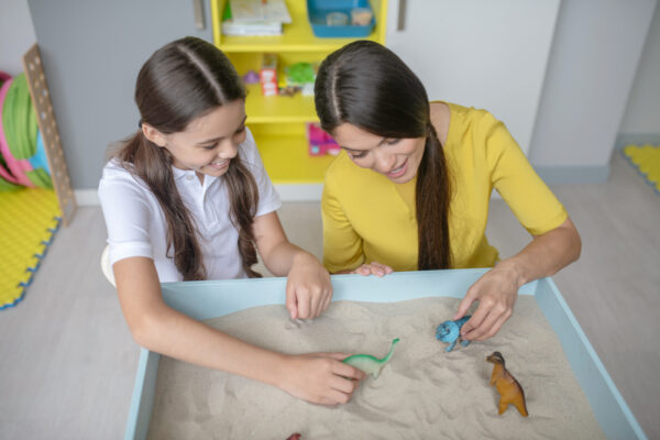 Sand Tray Therapy   Milestones Counseling   Columbia MD