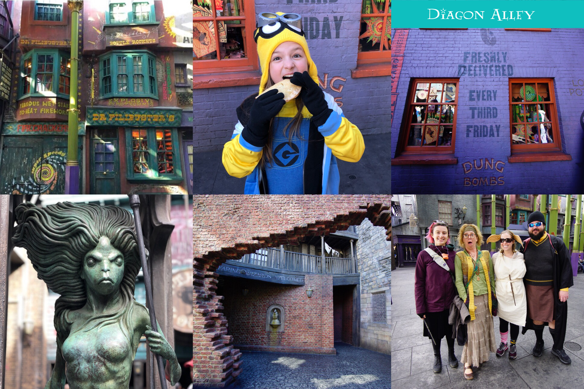 Mom Abroad - 30 Things Not to Miss at the Wizarding World of Harry