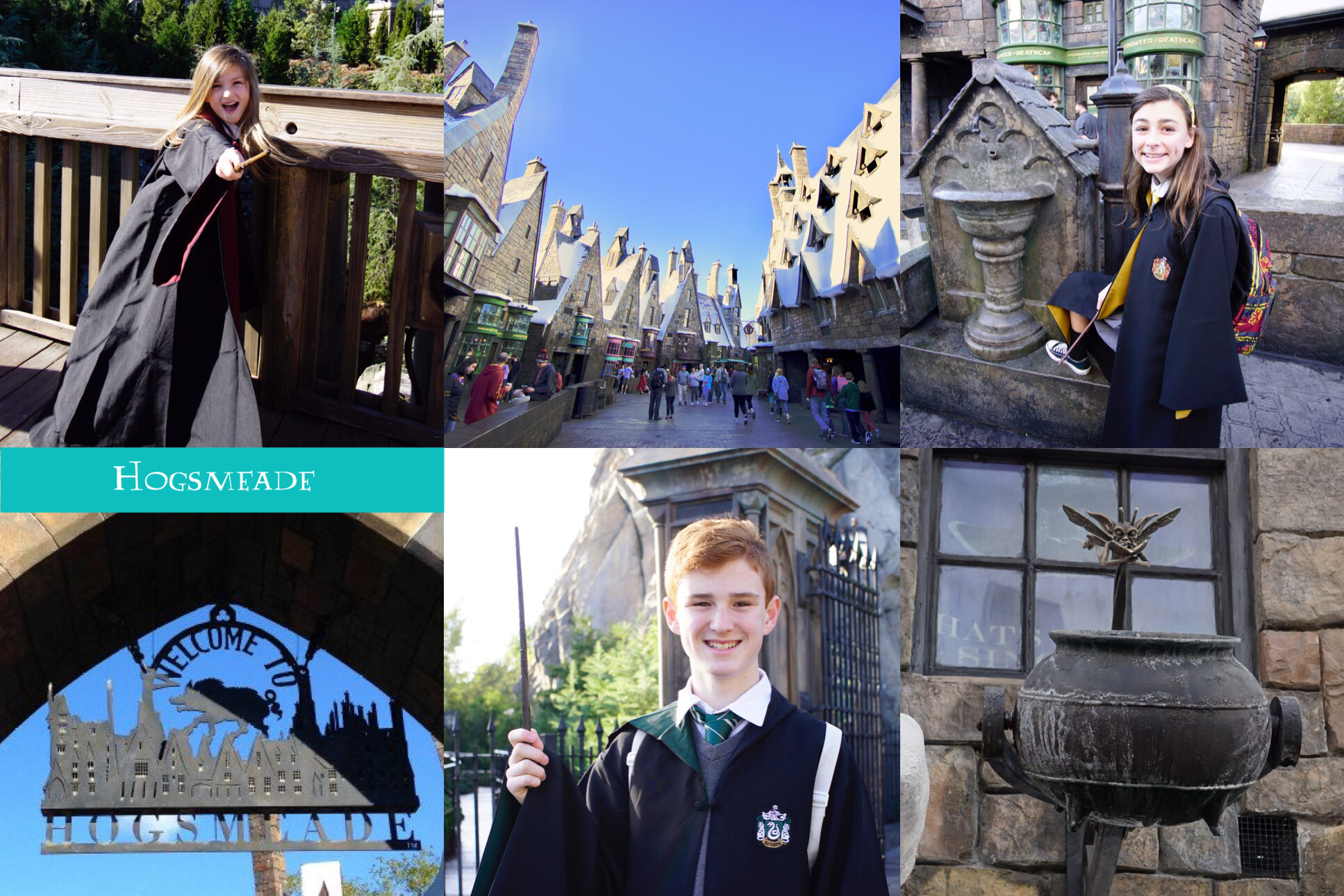There is so much magic at the Wizarding World of Harry Potter in Orlando, Florida that can easily be missed if you don't know where and what to look for. Here are 30 thing not to miss at the Wizarding World of Harry Potter including hidden gems and top tips for planning your trip.