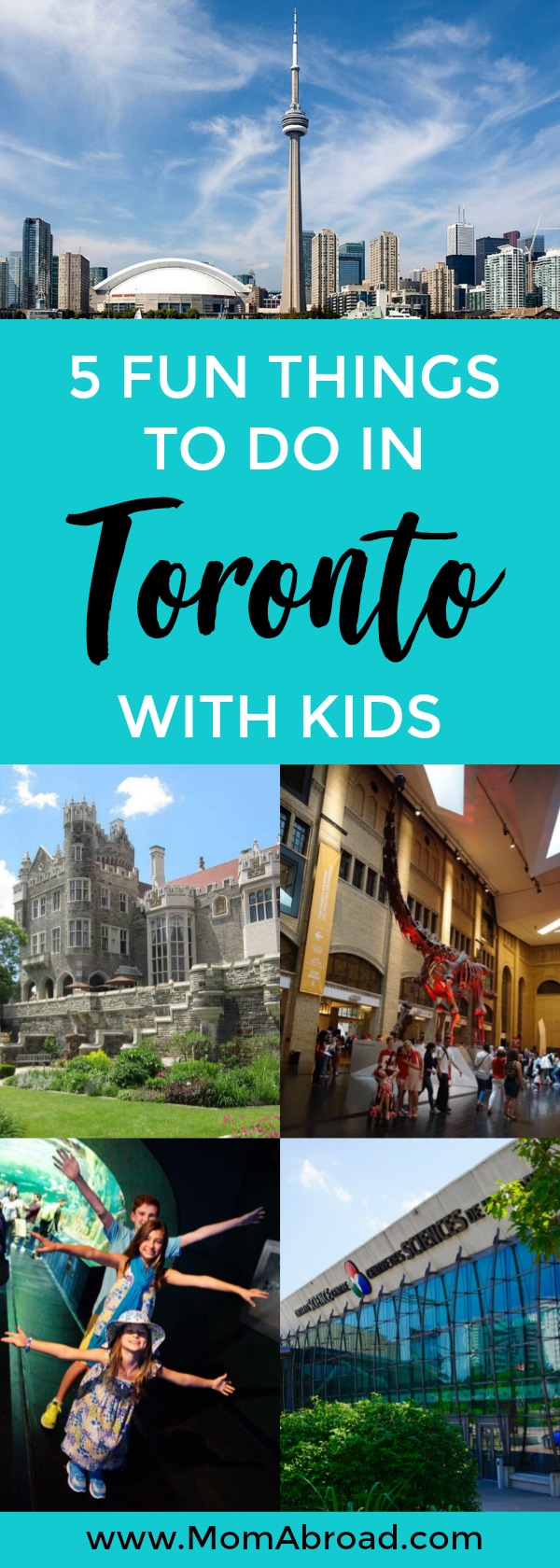 Planning a trip to Toronto with kids? Canada's largest city has so much to offer. Here are 5 fun things to do with kids in Toronto using CitiPASS