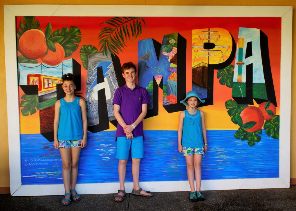 Looking for some family fun in Florida? Here's how have a terrific time in Tampa with kids and how you can save some big money on your visit.