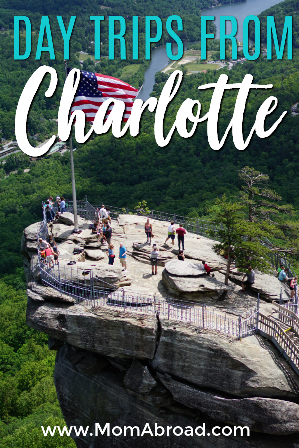 Charlotte is the perfect base for day trips with kids throughout the Carolinas! Explore diverse landscapes, rich history, attractions, & temperate climate.