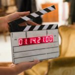 Hollywood Clapboard - 2 Days in Los Angeles with Kids