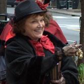 The Holiday Singers' Jane Shoemaker