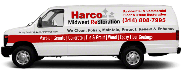 harco midwest restoration truck wrap