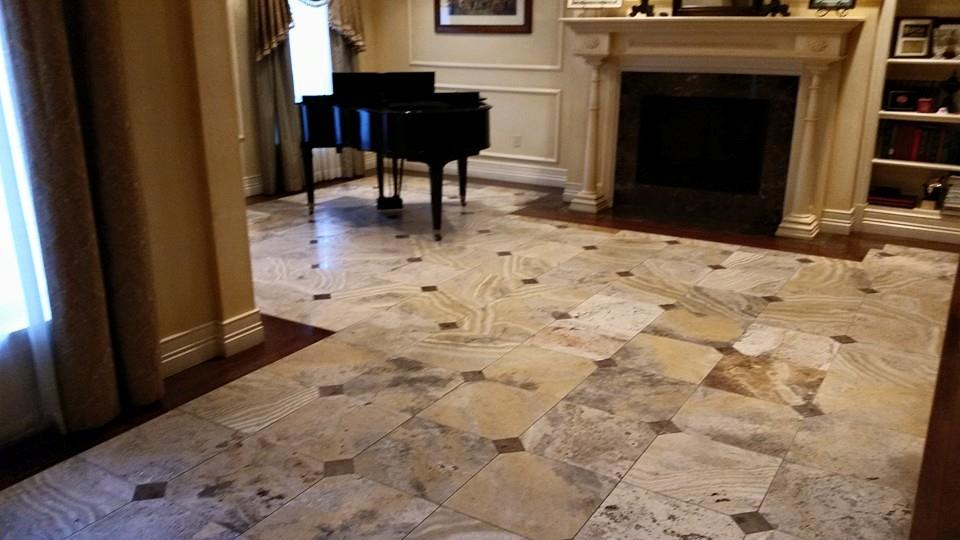 marble floor restoration in southeast mo