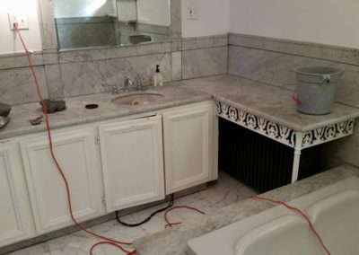 residential bathroom marble restoration-pic4