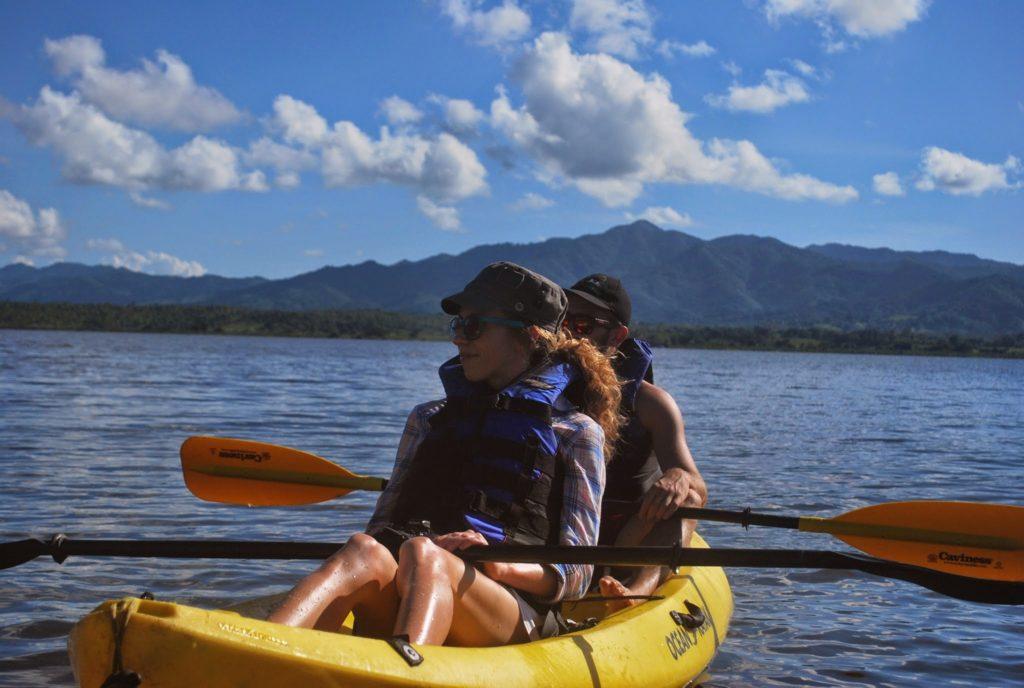 Kayak Laguna Limon