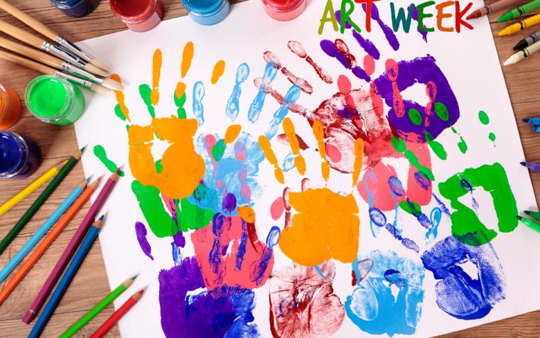 Summer Camp Art Week – WHAT IS ART?