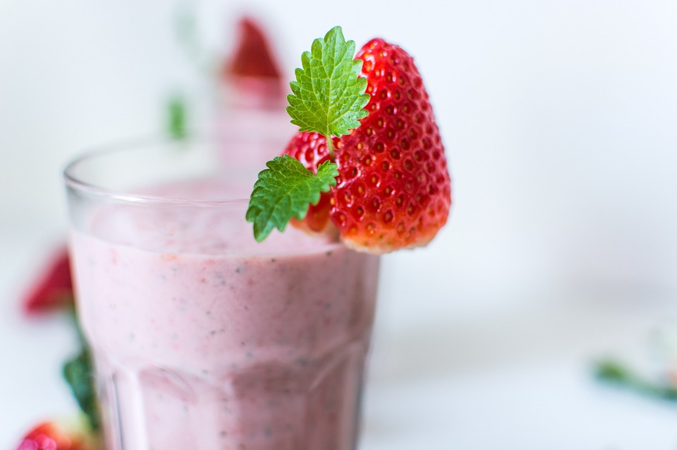A Smooth Way to Develop Healthy Eating Habits