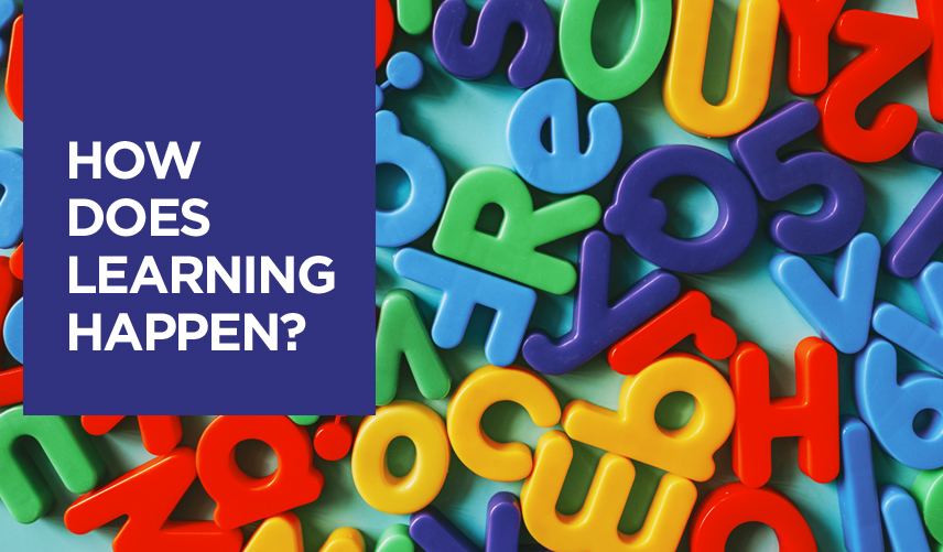 How Does Learning Happen?