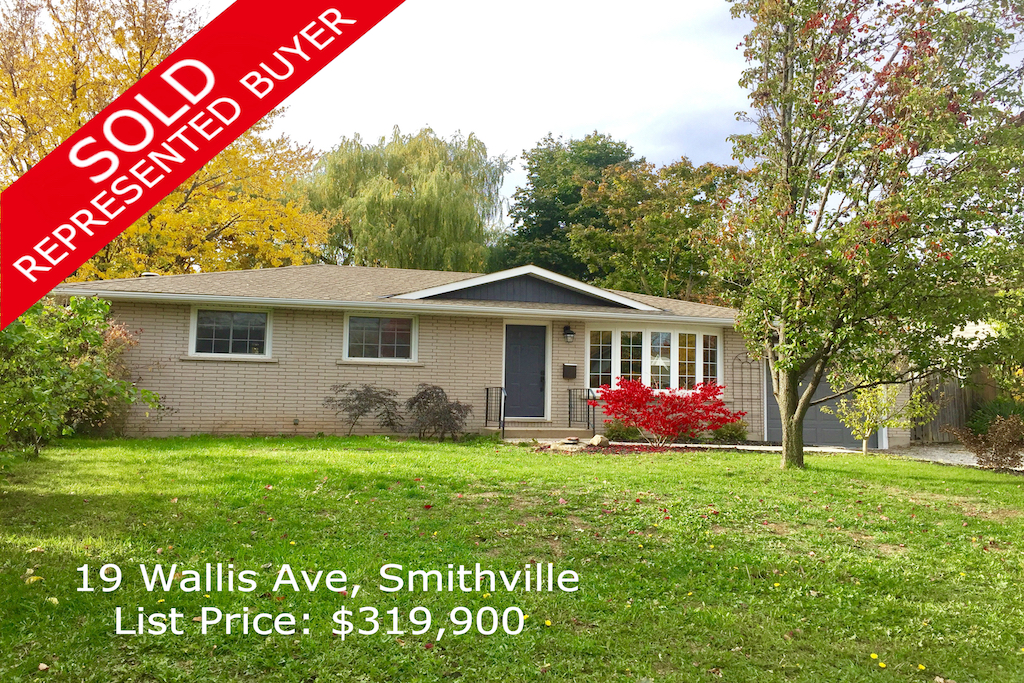19 Wallis Avenue, Smithville – Bungalow Home Sold