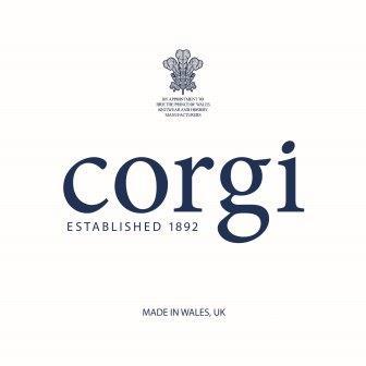 corgi silver