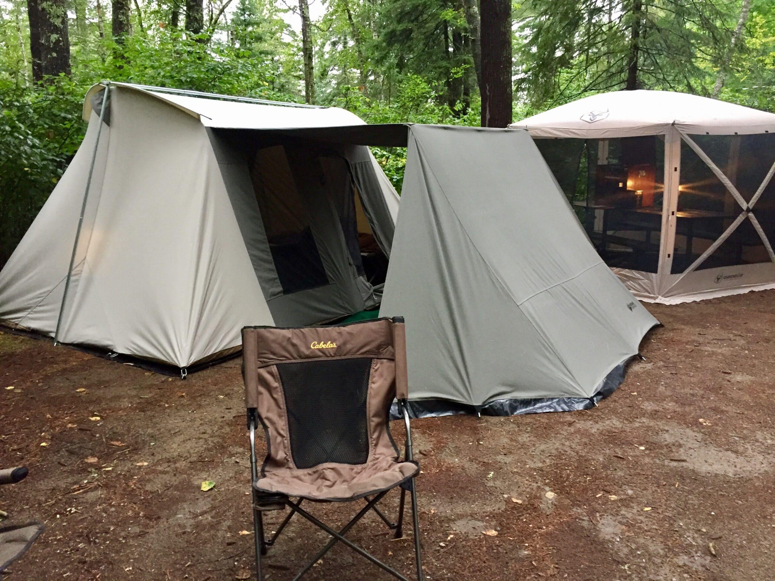 quality design 03261 d6fe7 Canvas Tent Review: Kodiak Canvas 10 X 14 FT. Flex Bow ...