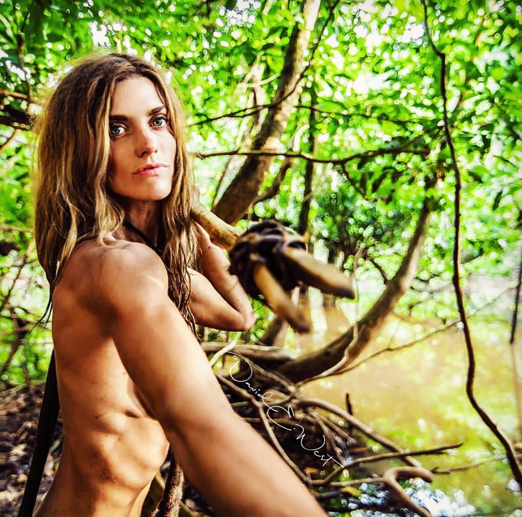 Melissa Miller Naked and Afraid