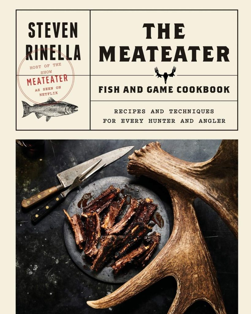Gift Idea for Hunters - MeatEater Fish and Game Cook Book