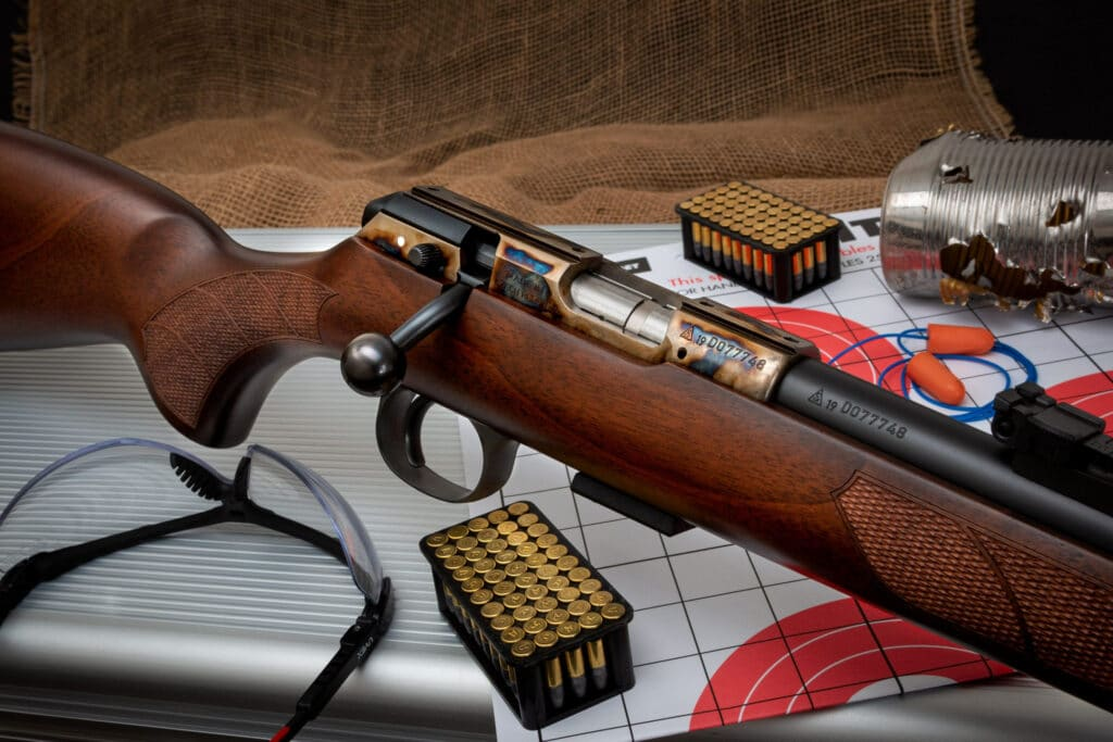 Turnbull Finished CZ 457 Lux