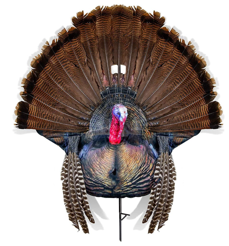 Wiley Tom Turkey Decoy by Montana Decoy