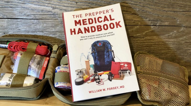 The Preppers Medical Handbook