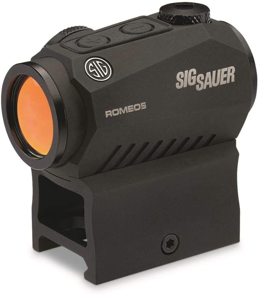 Romeo 5 Redot Sight by Sig Sauer