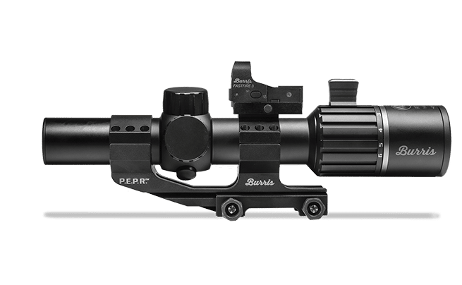 The RT-6 Tactical optics kit from Burris
