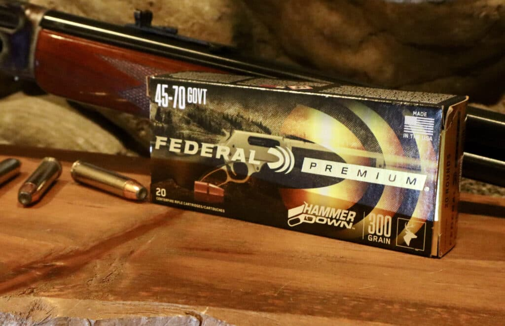 Federal HammerDown ammunition