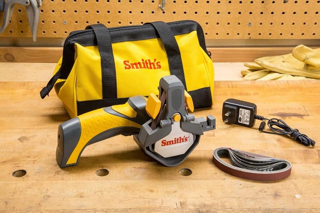 Smith's 50969 Cordless Knife and Tool Sharpener