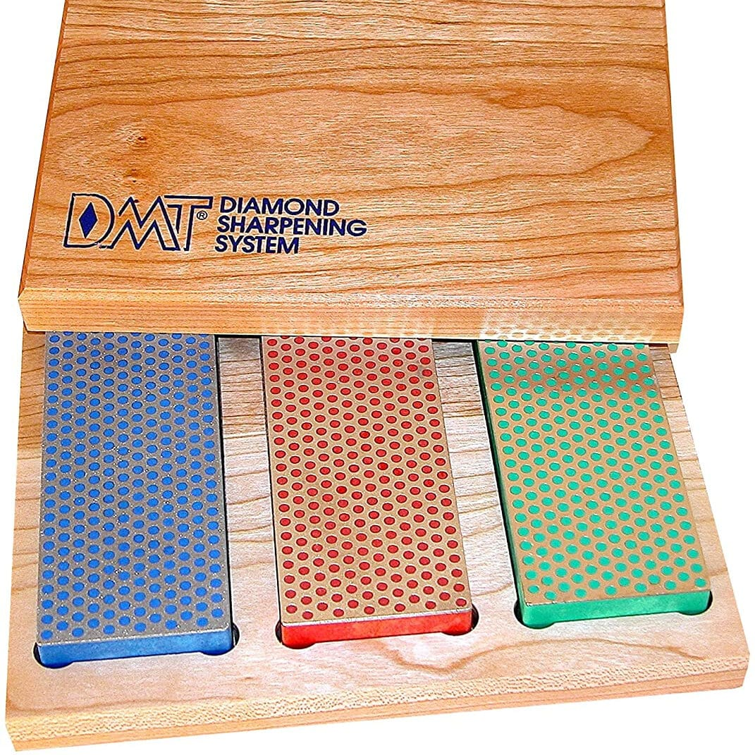 DMT Sharpening system