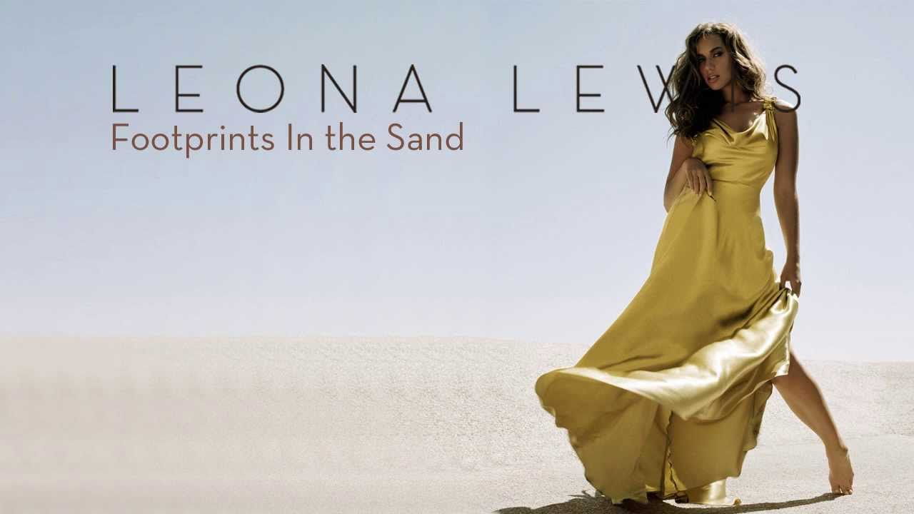 Footprints In The Sand by Leona Lewis