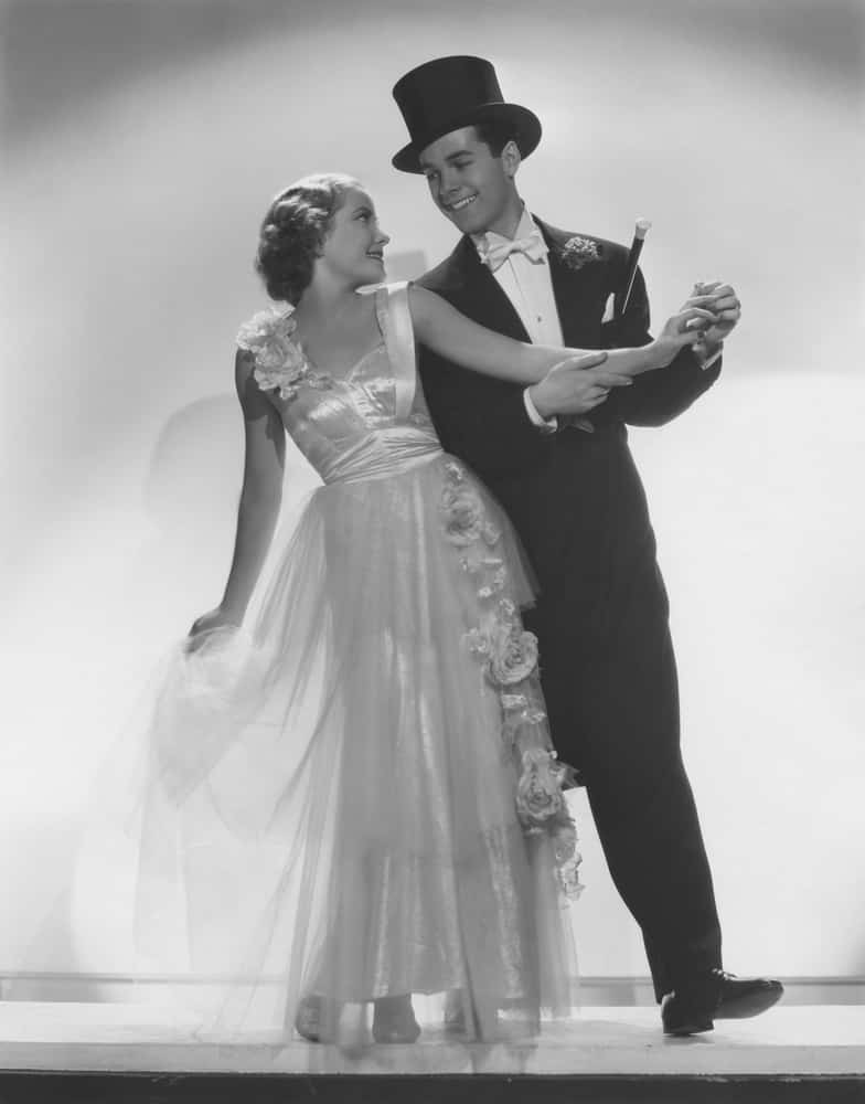 Dancing in the 1930's