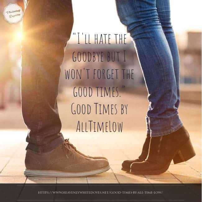 Good Times by All Time Low