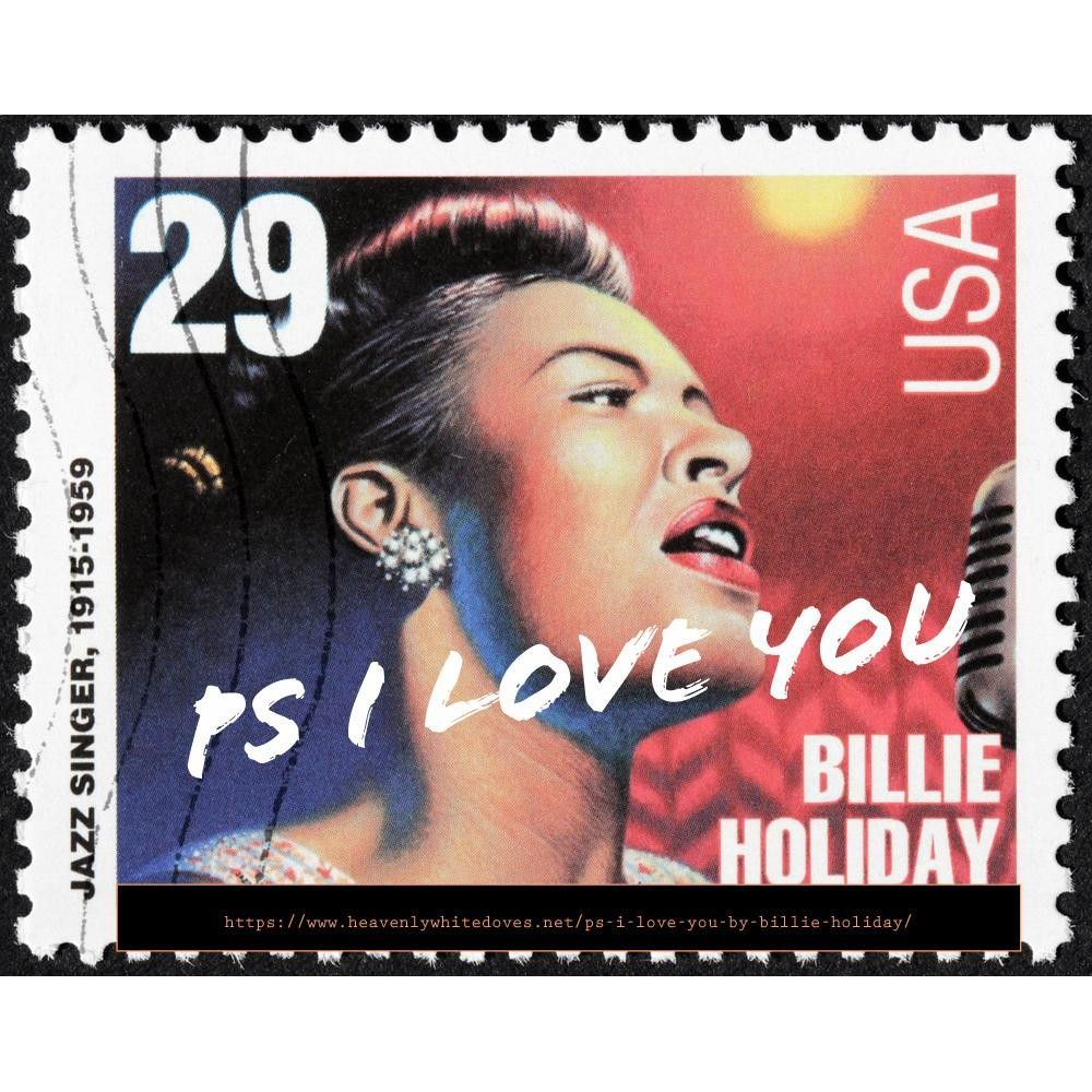 PS I Love You by Billie Holiday