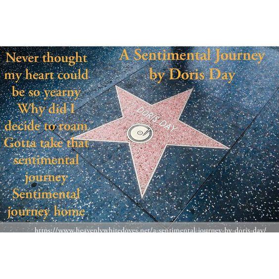 A Sentimental Journey by Doris Day
