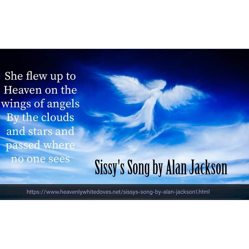 Sissy's Song by Alan Jackson