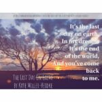The Last Day On Earth by Kate Miller-Heidke