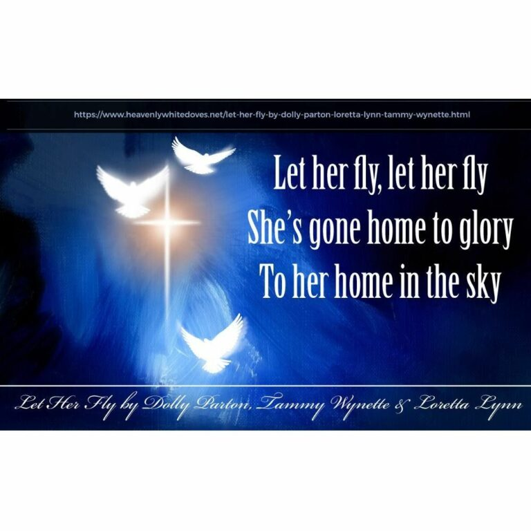 Let Her Fly by Dolly Parton, Tammy Wynette and Loretta Lynn